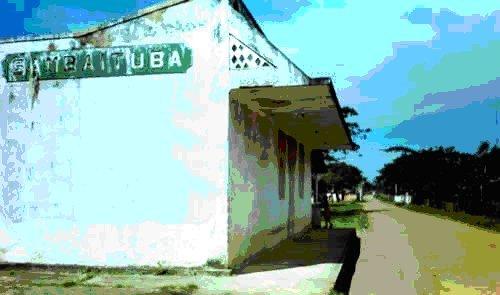 Resultado de imagem para ESTRADA DE SAMBAITUBA