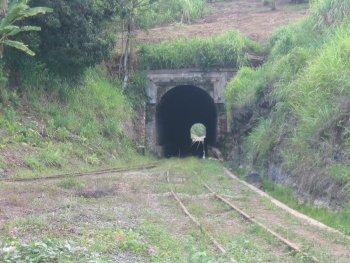 tunel de mapele tuneis ferrovi225rios da bahia