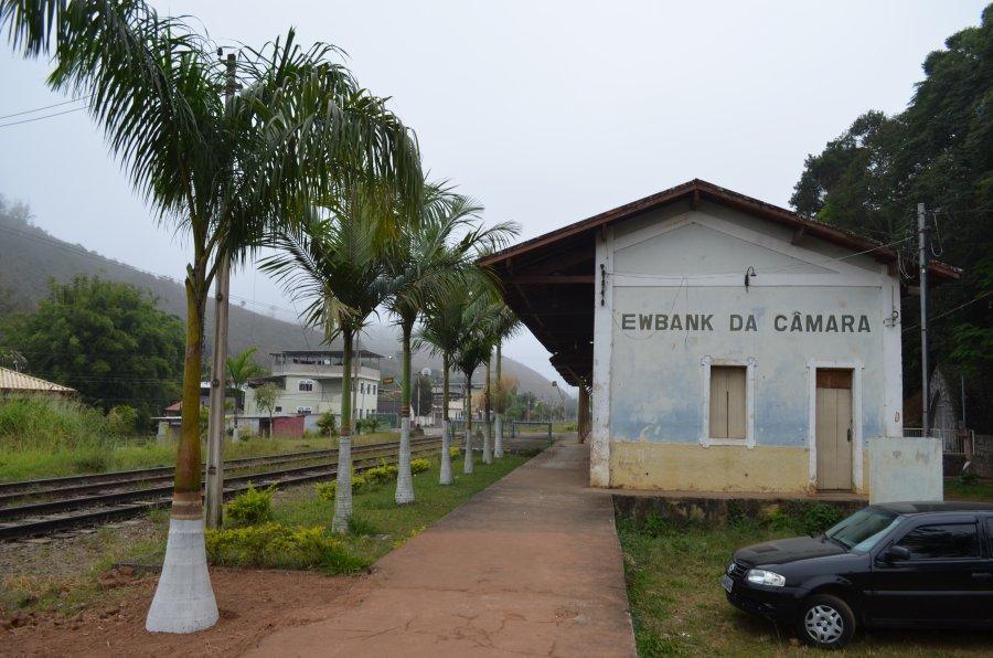 Ewbank da Câmara Minas Gerais fonte: www.estacoesferroviarias.com.br