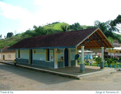 Oliveira Fortes Minas Gerais fonte: www.estacoesferroviarias.com.br