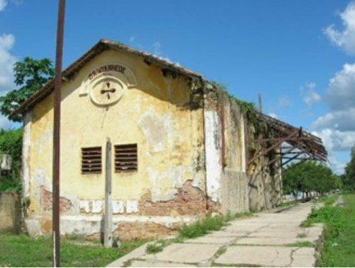 Resultado de imagem para Estações abandonadas do Maranhão fotos