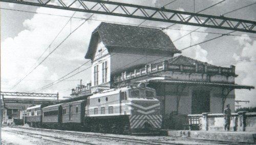 Trem de Passageiros Barra Mansa - Lavras