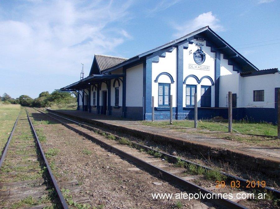 Dilermando de Aguiar Rio Grande do Sul fonte: www.estacoesferroviarias.com.br