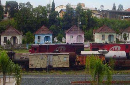 Monte Castelo Santa Catarina fonte: www.estacoesferroviarias.com.br