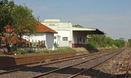 Estação de trem - Uchoa